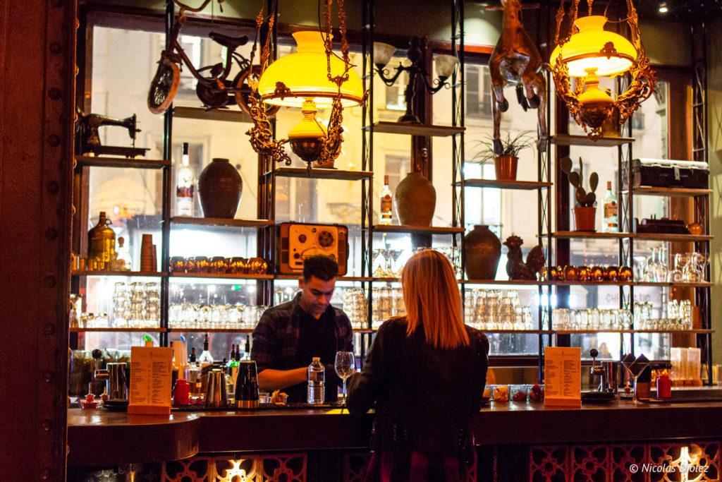 Bar Pachamama Paris