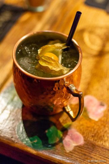 cocktail Pachamama Paris