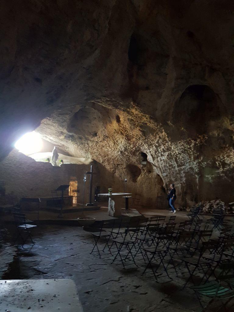 Grotte Sainte Baume Lirac - DR Melle Bon Plan 2018