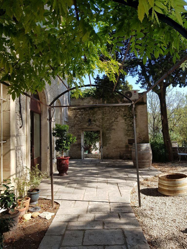restaurant La Courtille Tavel