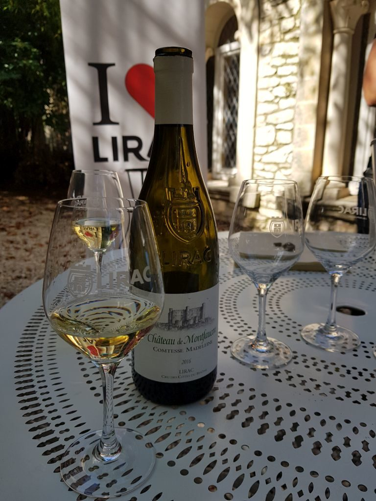 Vins Lirac - DR Melle Bon Plan 2018