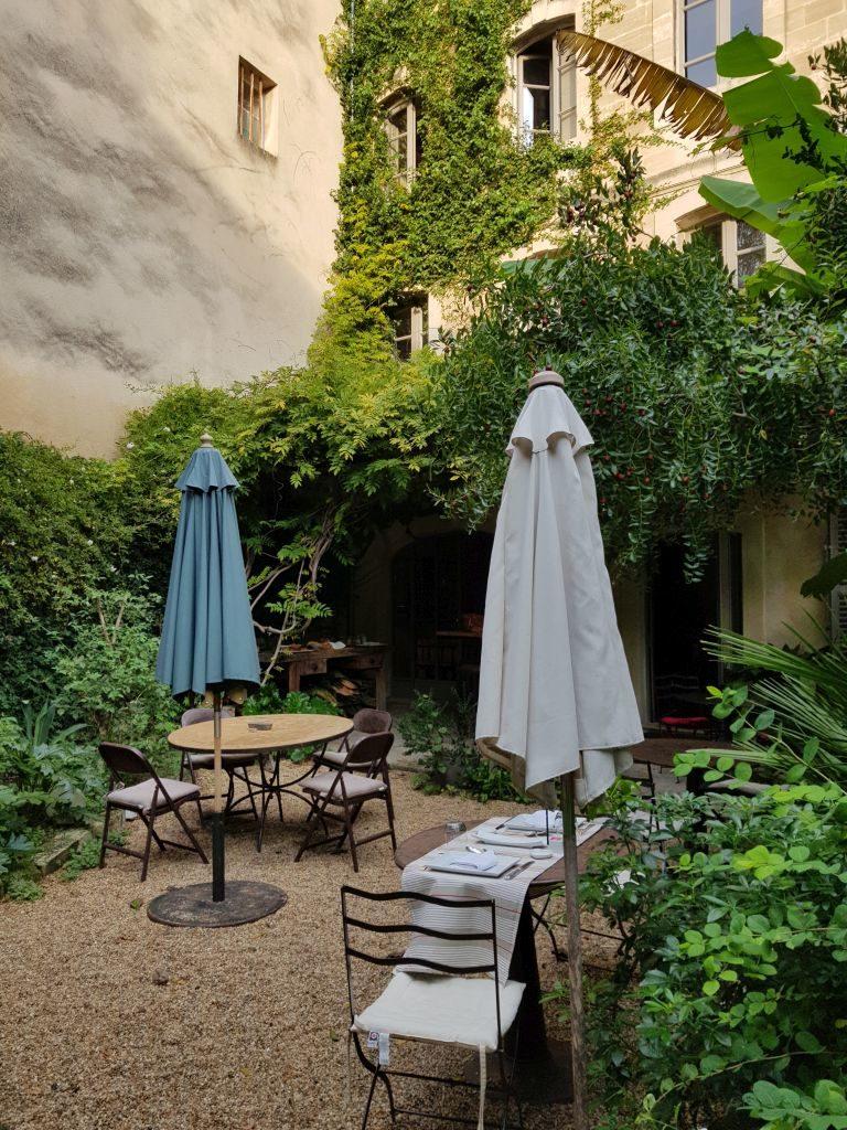 Les Jardins de Baracane Avignon - DR Melle Bon Plan 2018
