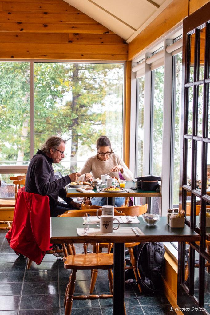 brunch La Bannik Abitibi Témiscamingue Québec