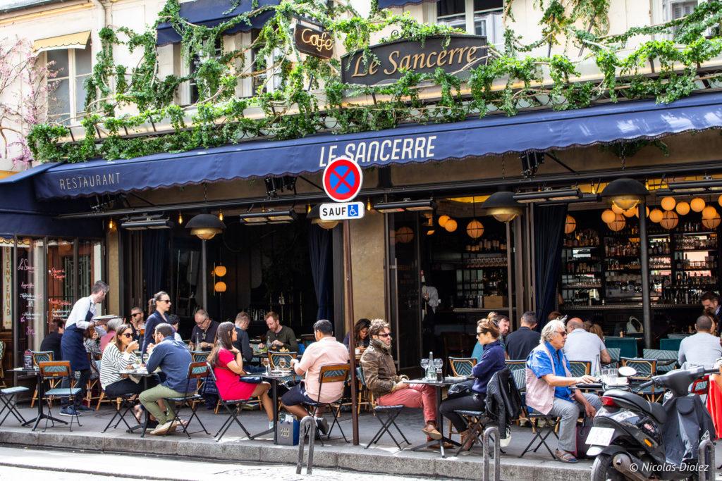 Le Sancerre Montmartre - DR Nicolas Diolez 2018