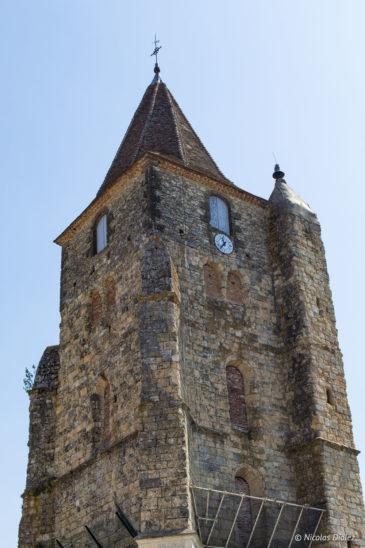 église Village Lavardens Gers