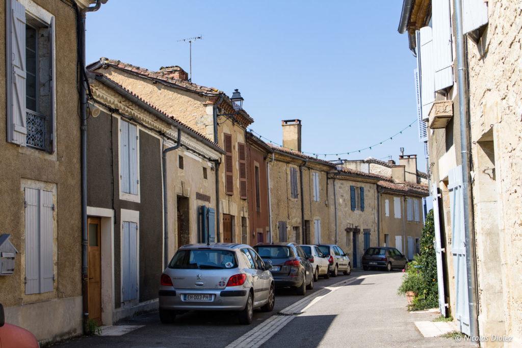 Village Lavardens Gers
