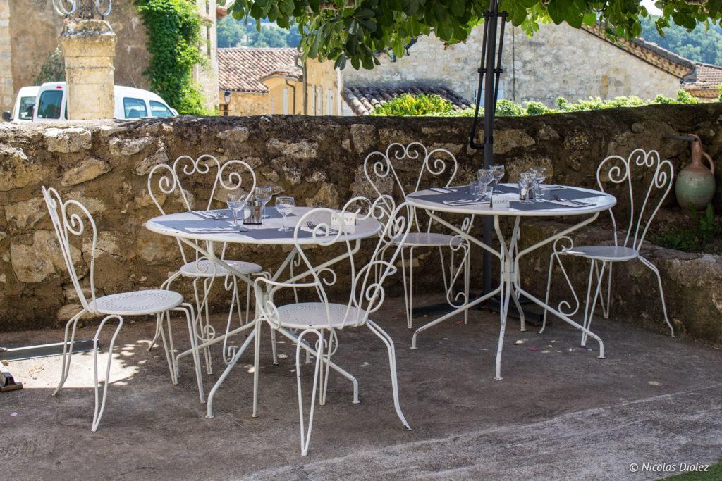 Restaurant du Château Lavardens Gers