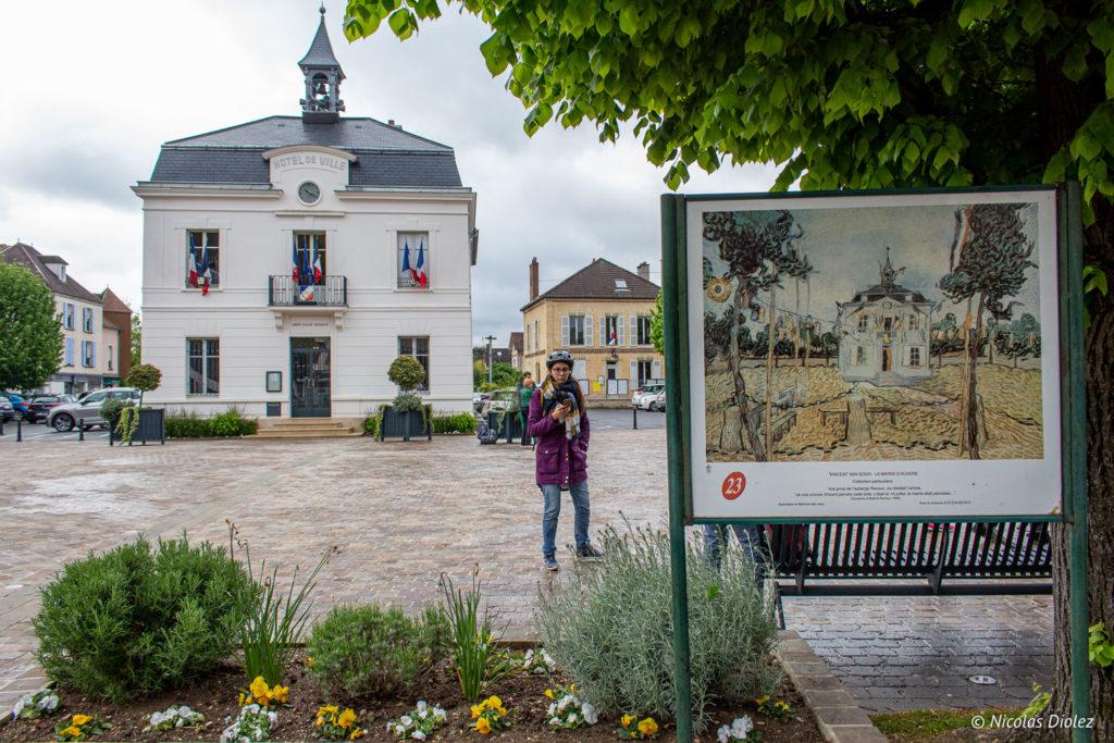 Mairie Auvers-sur-Oise - DR Nicolas Diolez 2019