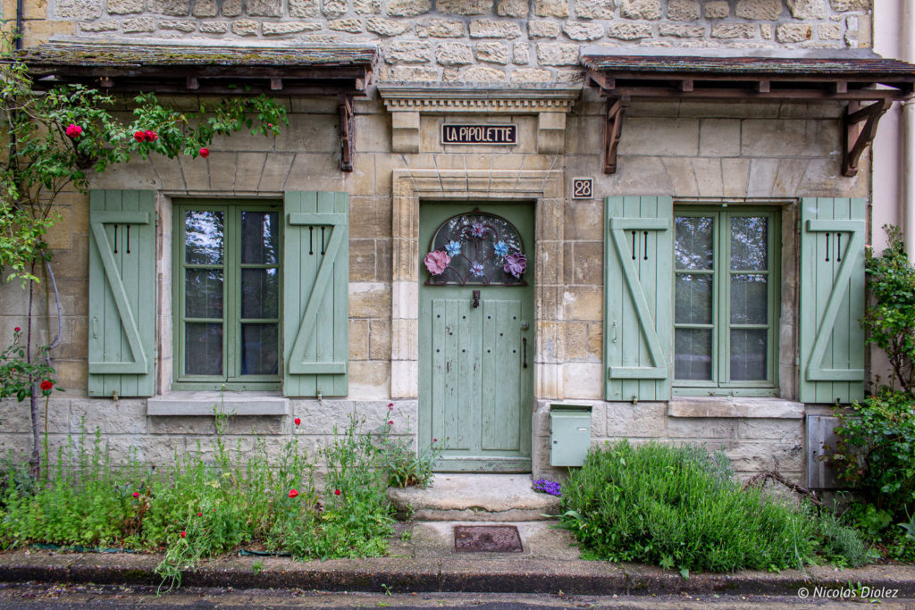 Auvers-sur-Oise - DR Nicolas Diolez 2019