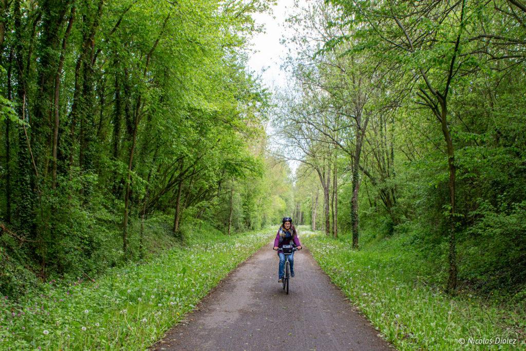 vélo Avenue Verte - DR Nicolas Diolez 2019