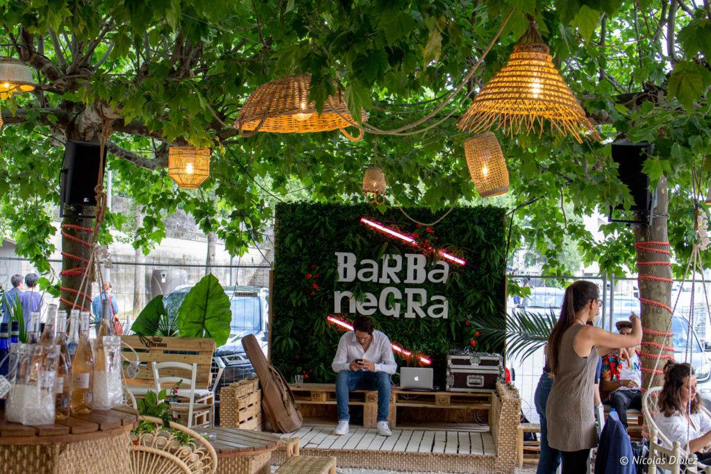 Terrasse Barbanegra Paris
