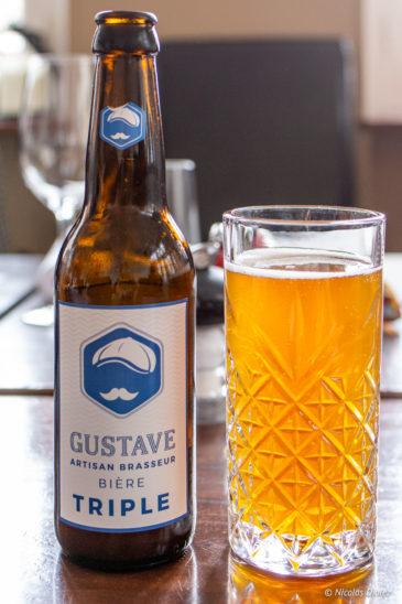 Bière Gustave Chantilly