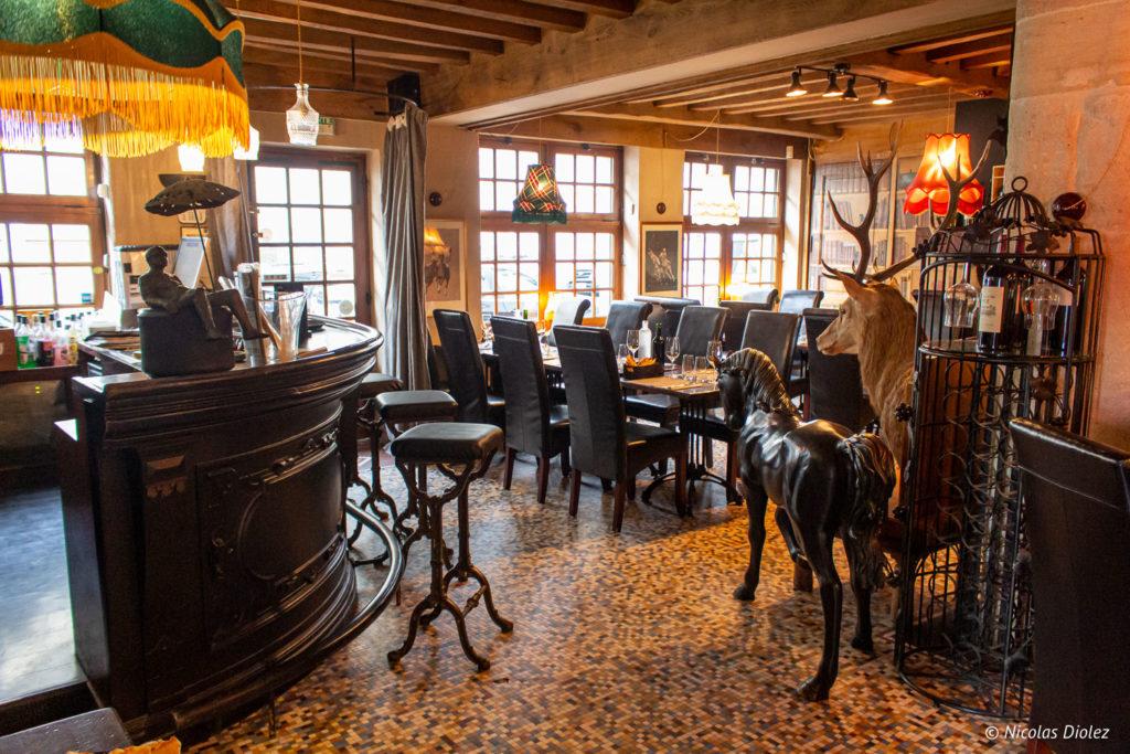 Restaurant Le Vertugadin Chantilly - DR Nicolas Diolez 2019