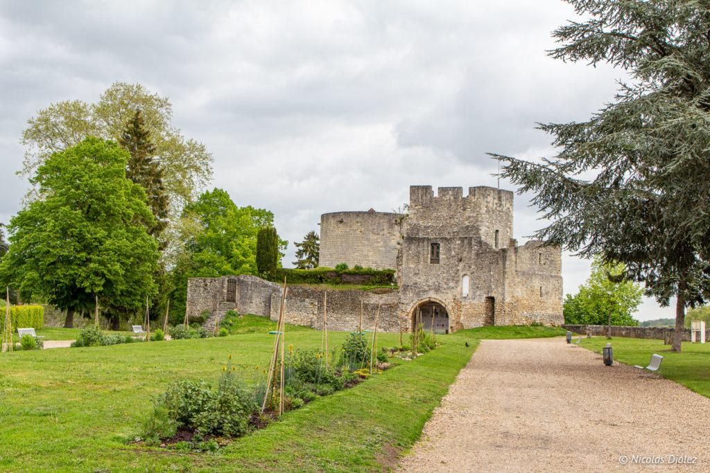 Château de Gisors - DR Nicolas Diolez 2019