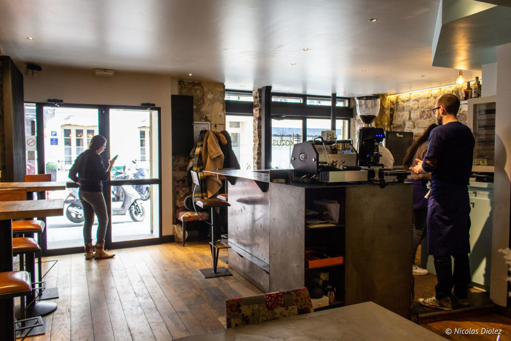 restaurant Korus Paris - DR Nicolas Diolez 2019