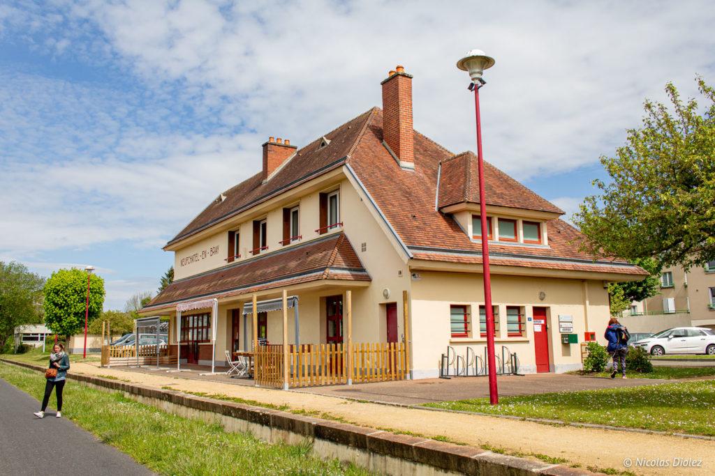Les Tables de la Gare Neufchâtel - DR Nicolas Diolez 2019