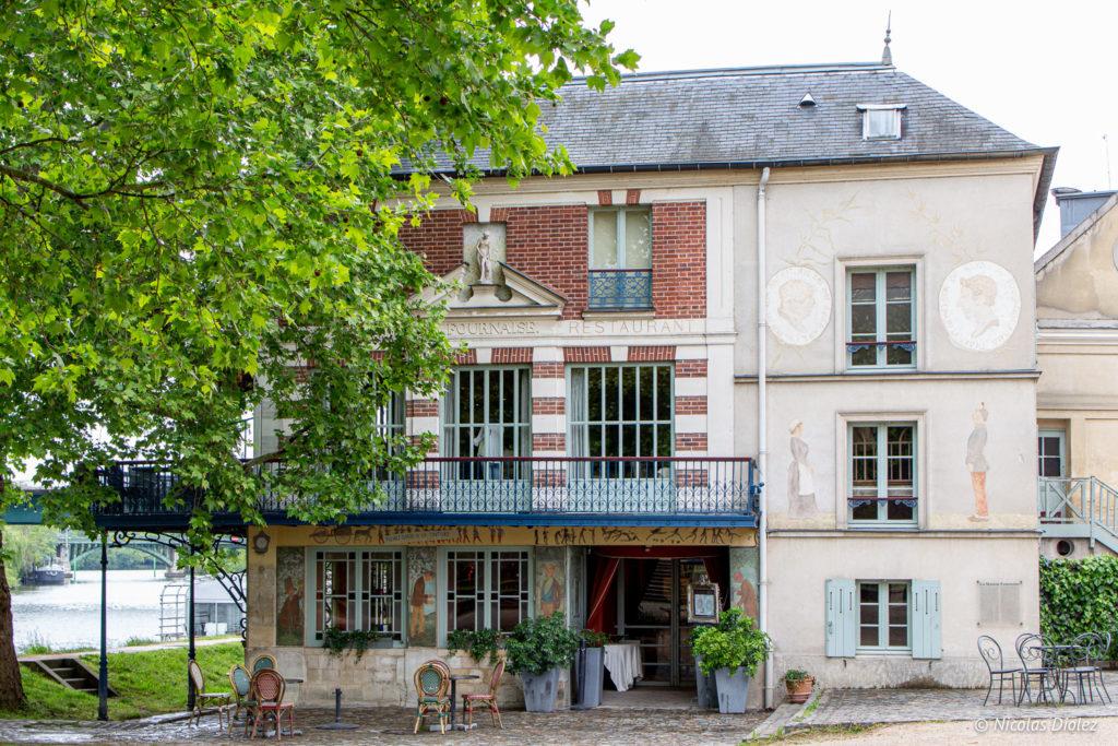 Restaurant Fournaise - DR Nicolas Diolez 2019