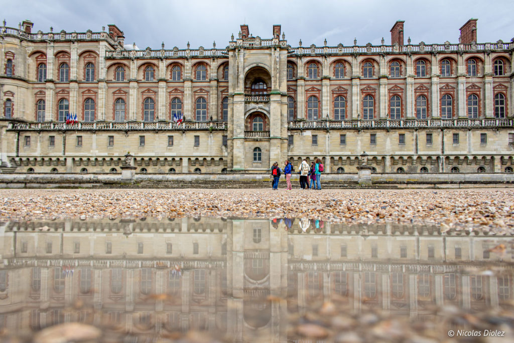 chateau Saint-Germain-en-Laye