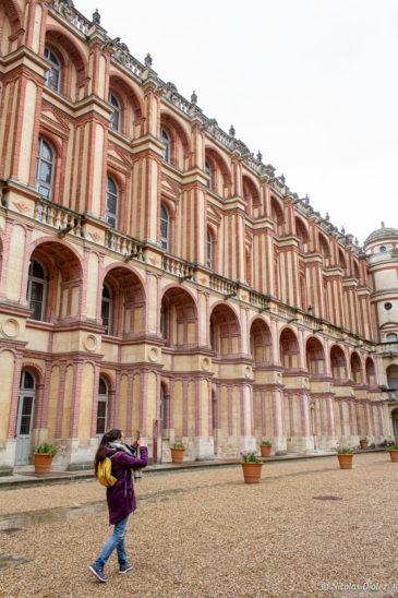 chateau Saint-Germain-en-Laye - DR Nicolas Diolez 2019