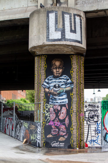 Street Art Avenue Paris - DR Nicolas Diolez 2019