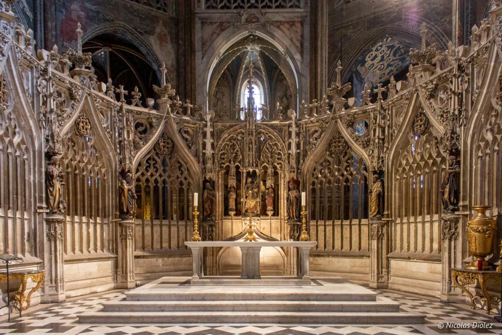 Cathédrale Albi - DR Nicolas Diolez 2019