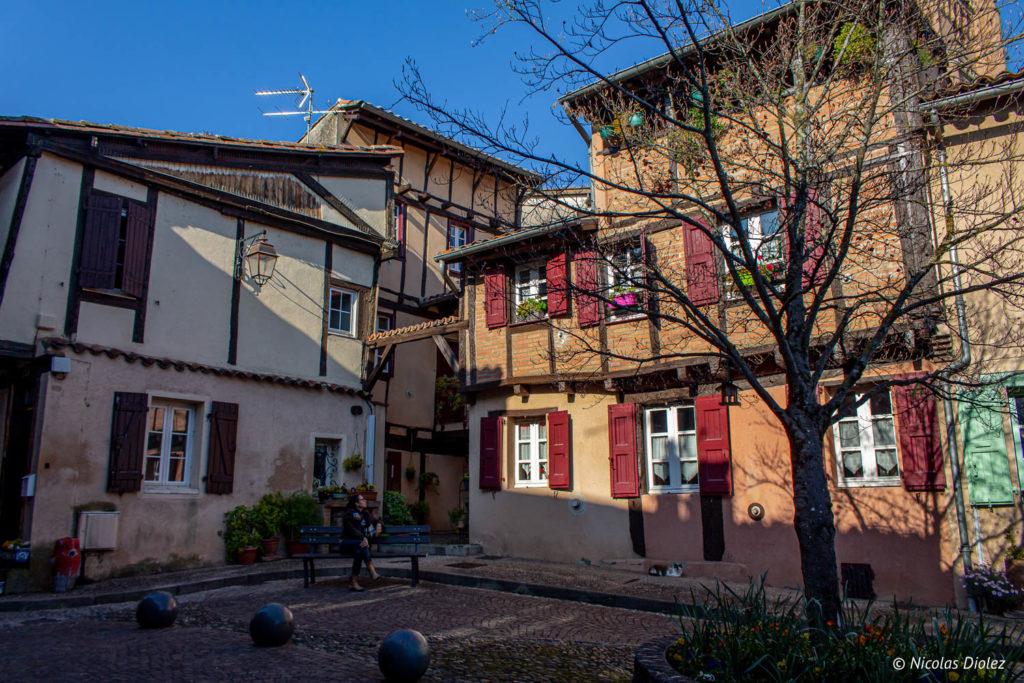 place Savène Albi - DR Nicolas Diolez 2019