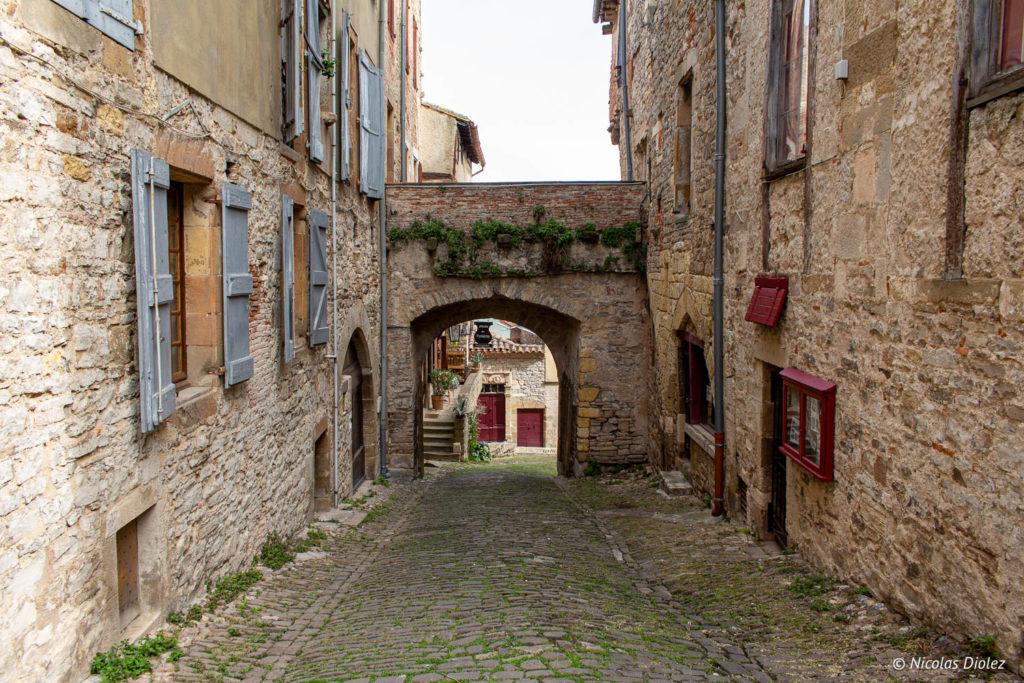 Cordes sur Ciel Tarn - DR Nicolas Diolez 2019