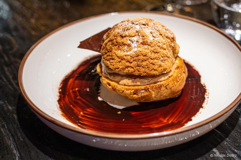 dessert Restaurant l'Epicurien Albi