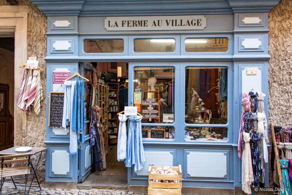 La Ferme au Village Lautrec Tarn - DR Nicolas Diolez 2019