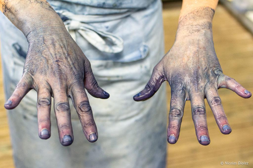 Pastel Lautrec Tarn - DR Nicolas Diolez 2019