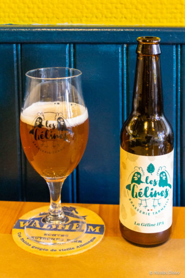 Bière Restaurant CAF'ART Le Hibou Albi