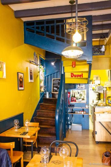 Restaurant CAF'ART Le Hibou Albi