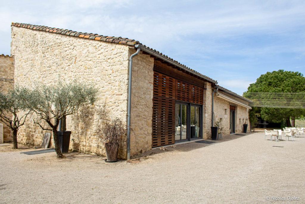 Château de Salettes Tarn - DR Nicolas Diolez 2019