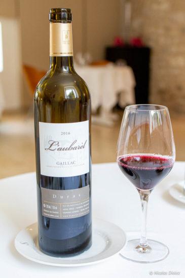 vin rouge Château de Salettes Tarn