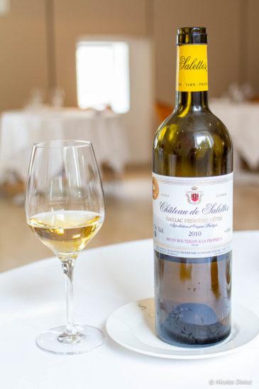 vin blanc Château de Salettes Tarn