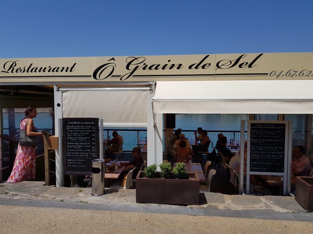 Ô Grain de Sel Cap d'Agde