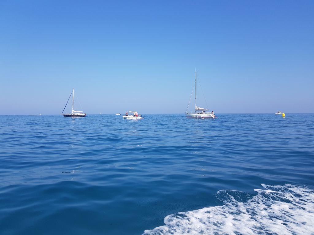 mer et bateaux