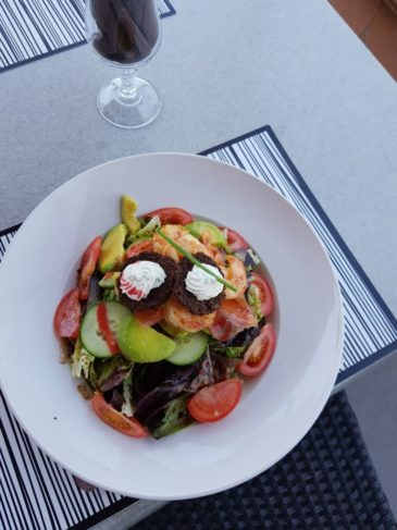 Salade Bistrot du Golf