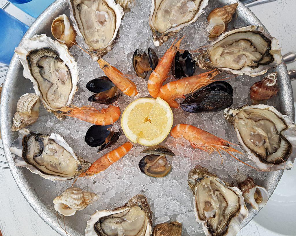 Restaurant Les Halles Cap d'Agde
