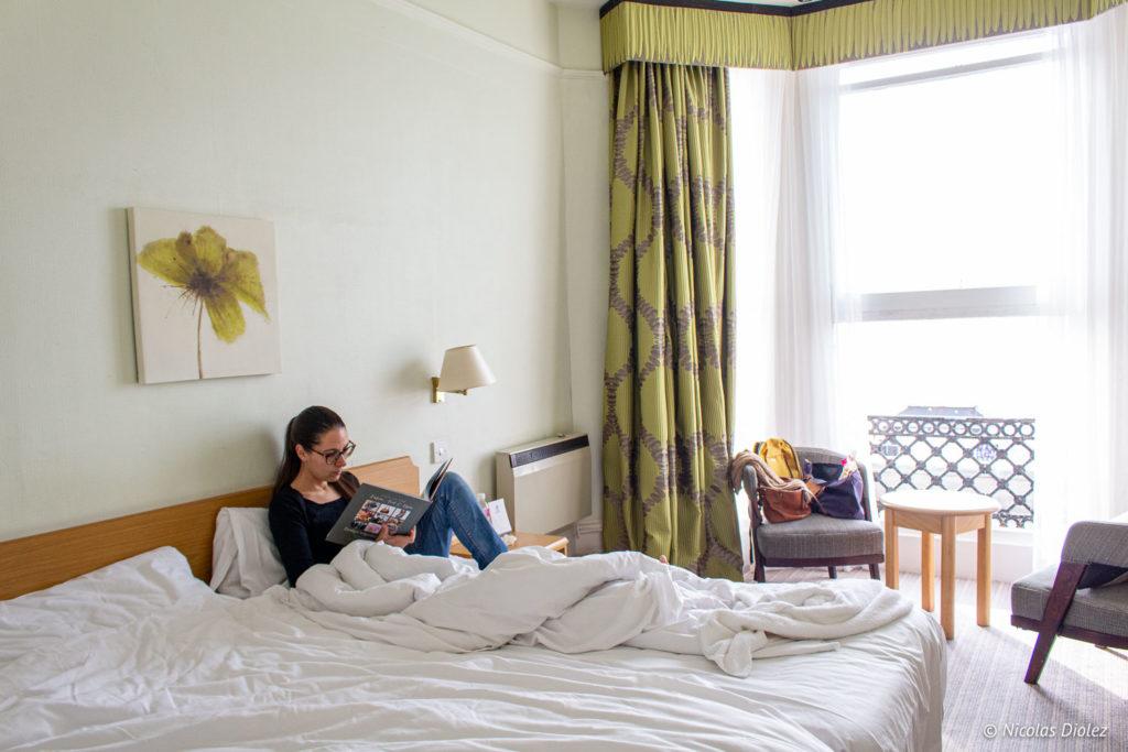 chambre York House Hôtel Eastbourne