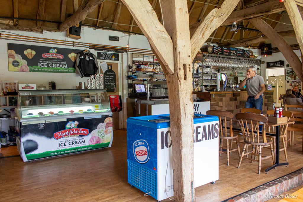 Café Lakeside Horam