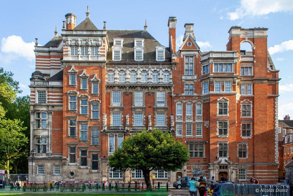 Londres - DR Nicolas Diolez 2019