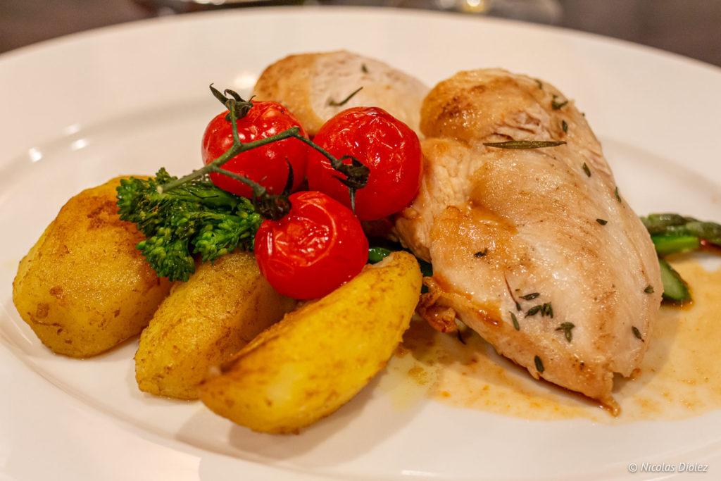 Restaurant Mr. White's English Chophouse Londres