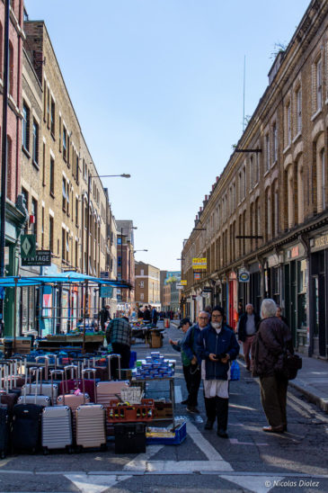 Brick Lane Londres - DR Nicolas Diolez 2019
