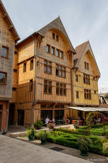 maisons Troyes