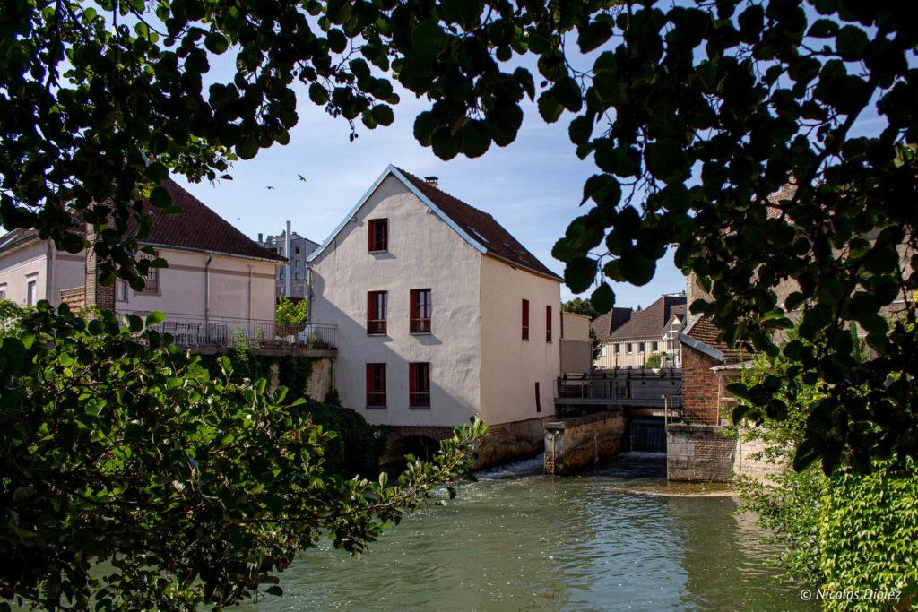Seine Troyes