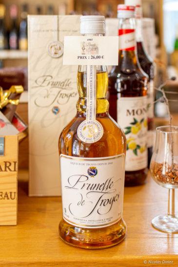 bouteille Prunelle