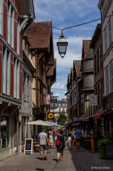 rue Troyes