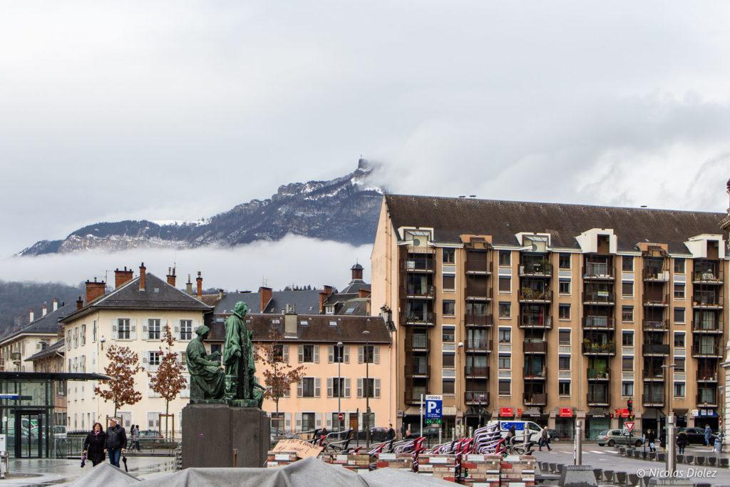 place Chambéry