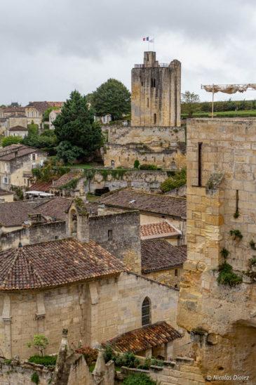 Vue de Saint-Émilion